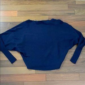 Philosophy size XS navy sweater
